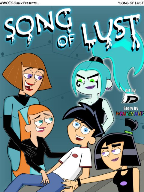 Danny Phantom – Song of Lust [Dark DP]