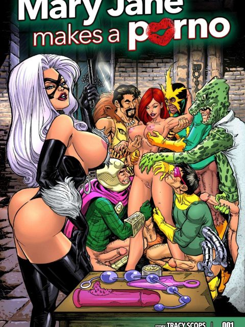[Tracy Scops & Karl Paulson] Mary Jane Makes a Porno
