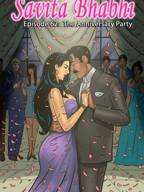 Savita Bhabhi Ep 62 – The Anniversary Party