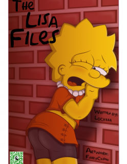 The Lisa Simpson Files – Fairy Cosmo (The Simpsons)