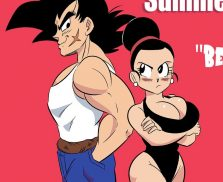 Summer Paradise Part 2 – Dragon Ball Z [FunsexyDB]
