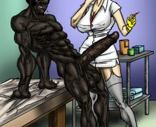 Virus – IllustratedInterracial