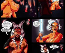 Transmorpher DDS] Banana Shortcake 7 – Star Whores: Revenge of the Tiddie (Star Wars)