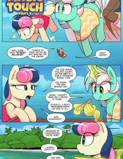 Magic Touch: Part Four (MLP:FiM) – Shinodage