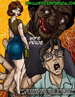illustratedinterracial – Wife Pride