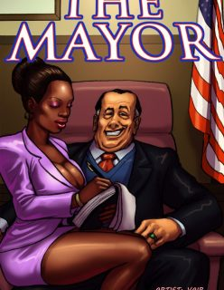The Mayor 1 [BlacknWhite]